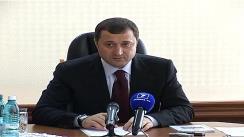 Conferința video între premierul Vladimir Filat și conducătorii raioanelor Republicii Moldova. Imagini preluate de pe gov.md