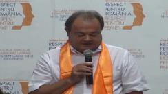 Discursul președintelui PDL, Vasile Blaga, în cadrul școlii OFPDL
