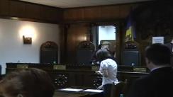 Curtea Constituțională - Examinarea sesizării unui grup de parlamentari pentru avizarea proiectului de lege privind modificarea articolului 78 din legea supremă a Republicii Moldova prin referendum constituțional