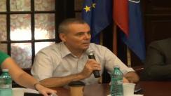"""Conferință cu tema: """"Politica externă a României și românii de pretutindeni"""""""