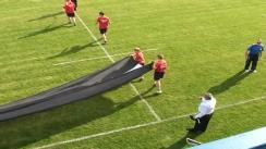 Meciul de Rugby dintre Baia Mare - Steaua București