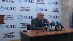 Mișcarea Acțiunea Europeană - Problema Transnistriei în culisele OSCE