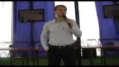 """Radu Grosu, directorul companiei de software """"Endava"""" la concursul iTineret"""