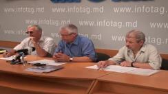 Organizația Teritorială Chișinău a Mișcării Ecologiste din Moldova - Râul Bâc se va afla în atenția sporită a ecologiștilor