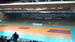 Meciul de futsal seniori România - Spania