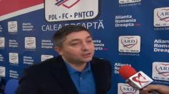 Declarații de presă Alin Tișe, candidat la funcția de Senator din partea PDL Cluj