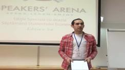 Speakers Arena Cluj. Ediție specială cu ocazia Săptămânii Studentului Economist