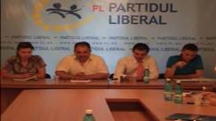"""Organizația de Tineret a Partidului Liberal din Moldova - Rezultatele campaniei de ajutorare a sinistraților """"Apa trece, oamenii rămân"""""""