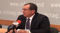 Liderul Partidului Popular Republican, Nicolae Andronic - Înregistrarea PPR la CEC și participarea acestuia în cadrul referendumului cu privire la alegerea directă a șefului statului