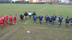 Meciul de Rugby RCM Timișoara - Steaua București