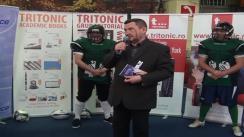 """Lansarea cărții """"Eurofotbal cu aromă de amiază zi"""", de Christian Frisk"""