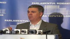Declarațiile lui Valeriu Zgonea după ședința biroului politic al Camerei Deputaților