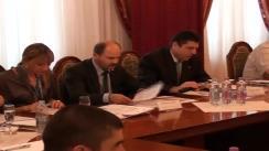 """Centrul Expert-Grup, Ministerul Economiei și PNUD Moldova - Lansarea raportului analitic """"Impactul investițiilor străine directe asupra economiei Republicii Moldova."""""""