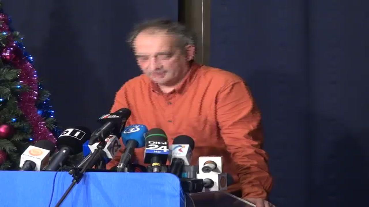 Conferinţă de presă susţinută de purtătorul de cuvânt al ARD, Traian Ungureanu