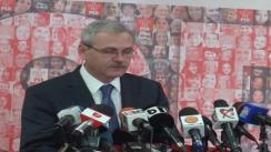 Declarațiile lui Liviu Dragnea referitor la alegerile Parlamentare 2012