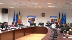 """Dezbaterea publică """"Pogramul public de persoane prin curse regulate în trafic județean în anii 2013 – 2019″ organizată de Consiliul Județean Cluj"""