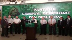 Partidul Liberal Democrat din Moldova - Personalități notorii din domeniul ocrotirii sănătății aderă la PLDM