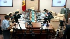Ședința Guvernului Republicii Moldova din 29 iulie 2010