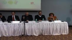 """Conferința cu tema """"Regionalizarea Romaniei – De ce?"""""""