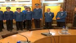 Conferință de presă susținută de primarul municipiului Cluj-Napoca, dl. Emil Boc