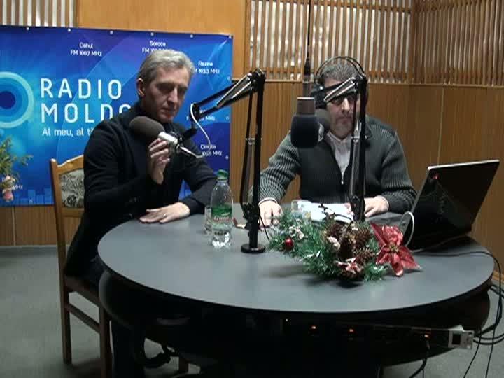 "Radio Moldova. ""Viața Publică"". Invitat - Iurie Leancă"