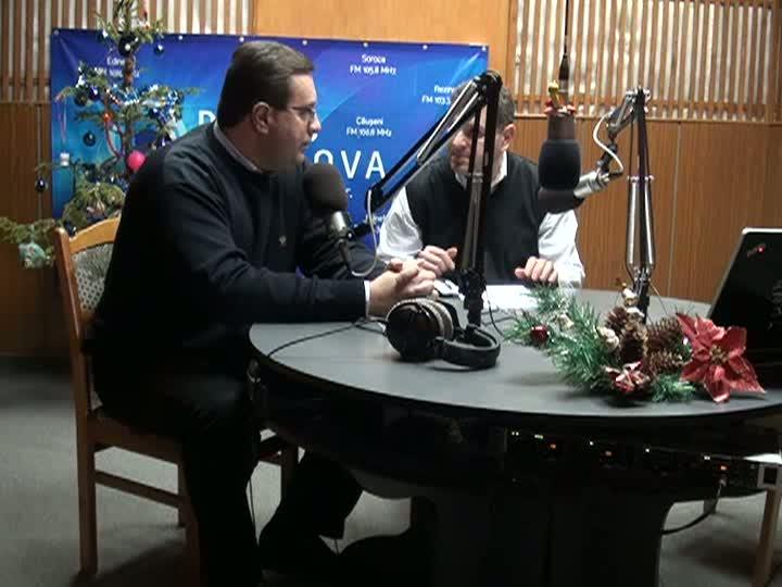 "Radio Moldova. ""Spațiul Public"". Invitați - Marian Lupu și Sergiu Ostaf"