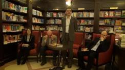 Lansare de carte ,,Căile persuasiunii în negociere'' de Ștefan Alexandrescu, la Librăria Tafrali