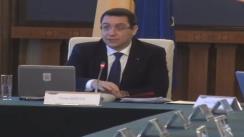 Ședința Guvernului României din 22 ianuarie 2013 (imagini protocolare)