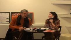 """Voyage, Voyage by Nadine Vladescu"": Londra, cu Marcel Iures si Nadine Vladescu"