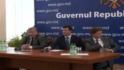 Semnarea de către Ministerul Educației a unui acord de colaborare cu Siveco România SA privind implementarea tehnologiilor informaționale în sistemul de educație al Republicii Moldova