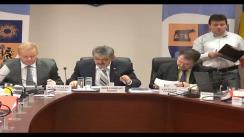 Ședința ordinară a Consiliului Județean Cluj din 29 ianuarie 2013