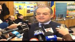 Declarații de presă Emil Boc, primarul municipiului Cluj-Napoca, cu ocazia conferinței săptămânale de presă 30.01.2013