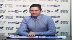 """Emisiunea """"Rugby Show"""" difuzată de rugbytv.ro din 30 ianuarie 2013"""