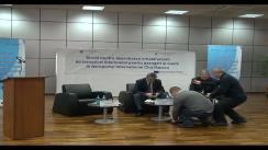 Conferință de presă la sediul Aeroportului Internațional Cluj-Napoca