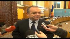 Declarații de presă Emil Boc, primarul municipiului Cluj-Napoca, după ședința Consiliului Local din 31 ianuarie 2013