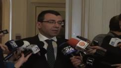 Declarație de presă după ședința Biroului Politic Central al Partidului Național Liberal din 4 februarie 2013
