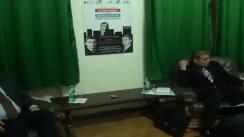 "Dezbatere ""Comunism vs Democratie"" -  Adrian Cioroianu și Teodor Baconschi."