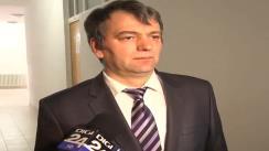 Declarații de presă oferite de Rus Ioan, șeful Oficiului Județean de Telecomunicații Speciale Cluj cu ocazia Zilei Europene 112