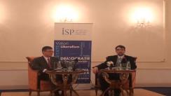 Dialogurile dreptei: Sever Voinescu - Mihai Răzvan Ungureanu