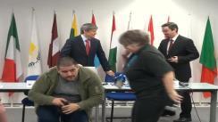 Conferință de presă susținută de Comisarul European pe Agricultură, Dacian Cioloș