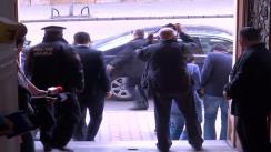 Imagini și declarații de la vizita Președintelui României, dl. Traian Băsescu, în Cluj-Napoca