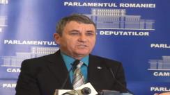 Declarație de presă susținută de Niculae Mircovici după ședința Biroului permanent al Camerei Deputaților