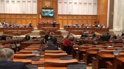 Ședința în plen a Camerei Deputaților din 18 februarie 2013