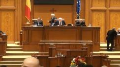 Ședința în plen a Camerei Deputaților din 19 februarie 2013