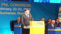 Congresul Extraordinar al Partidului Național Liberal din 22 februarie 2013