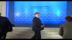 Declarațiile de presă susținute de președintele PNL, Crin Antonescu, și președintele ALDE, Graham Watson