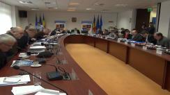 Ședința ordinară a Consiliului Județean Cluj din 26 februarie 2013