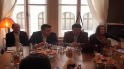 Conferința privind rezultatele financiare DPD România pe anul 2012 și strategii, direcții și investiții 2013