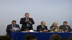 Lansarea moțiunii doamnei Elena Udrea, candidat la funcția de președinte al PDL la alegerile interne din data de 23 martie