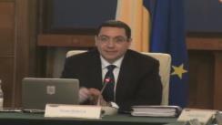 Ședința Guvernului României din 27 februarie 2013 (imagini protocolare)